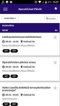 Operative days screenshot 1