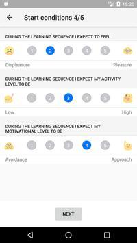 Learning Tracker screenshot 1