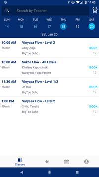 Bigtoe: Book Yoga classes, Massage sessions & more poster