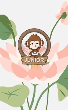 Yoga Monkey Free Fitness L1-10 screenshot 1