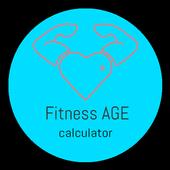 Fitness Age Calculator icon