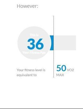Fitness Age Calculator screenshot 10