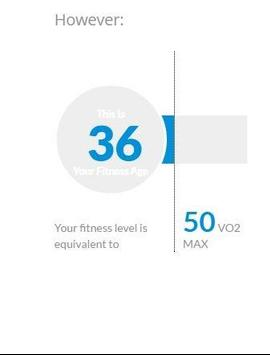Fitness Age Calculator screenshot 6