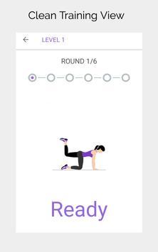 Butt and Legs - Buttocks Workout, Butt in 30 days apk screenshot