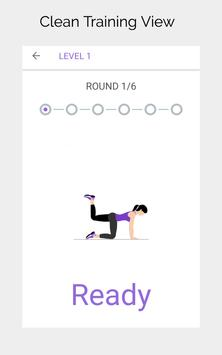 Butt and Legs - Buttocks Workout, Butt in 30 days apk screenshot