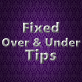 Amazing Over & Under Tips icon