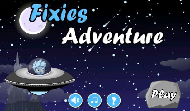 Fixies Adventure poster
