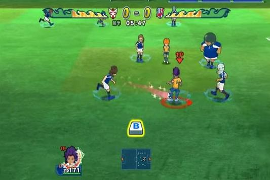 Trick Inazuma Eleven Go Strikers screenshot 1