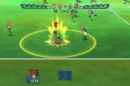 Trick Inazuma Eleven Go Strikers screenshot 3