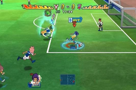 Trick Inazuma Eleven Go Strikers screenshot 5
