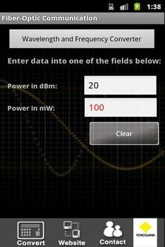Fiber-Optic Communication apk screenshot