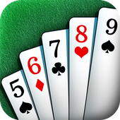Ficards - 5x5 Grid Poker Game icon