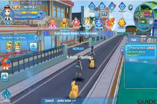 guide Pocketown legendary screenshot 1