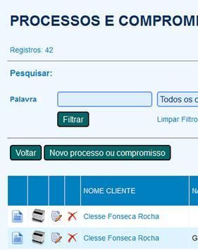 Fichário Jurídico screenshot 1