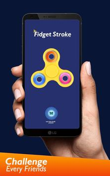 Fidget Stroke poster