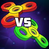 Fidget Spinner - Epic Battle Simulator icon