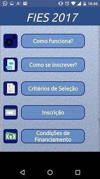 FIES Dúvidas screenshot 5