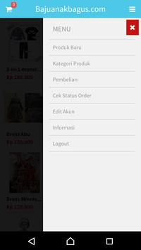 BajuAnakBagus apk screenshot