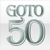 Go to 50 icon