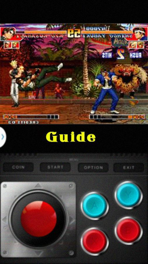 Guia The King Of Fighters 97 For Android Apk Download