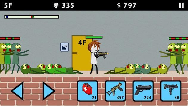 Stickman and Gun 3 screenshot 11