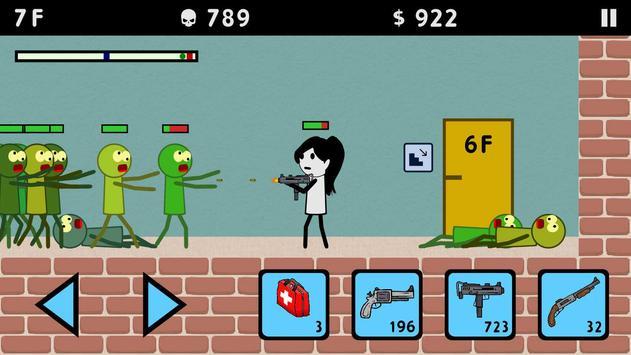 Stickman and Gun 3 screenshot 1