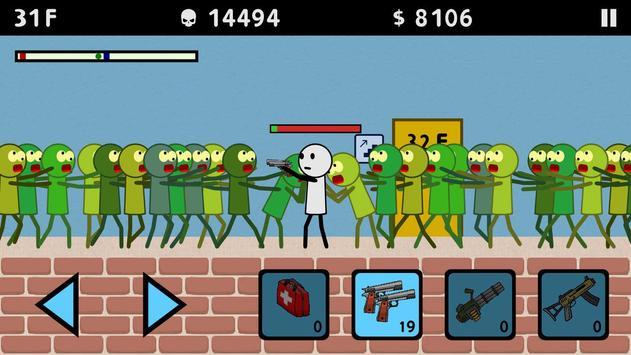 Stickman and Gun 3 screenshot 2