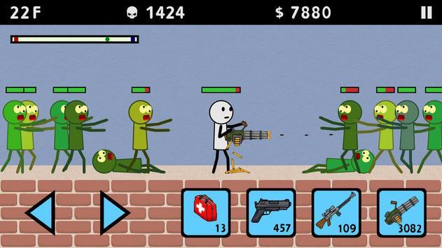 Stickman and Gun 3 screenshot 8