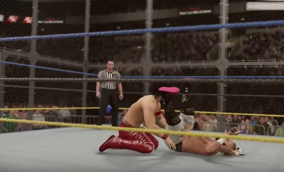 Wrestling WWE Fight poster