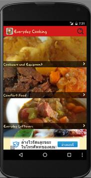 Cockpot Recipes apk screenshot
