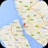 Liverpool City Guide icon