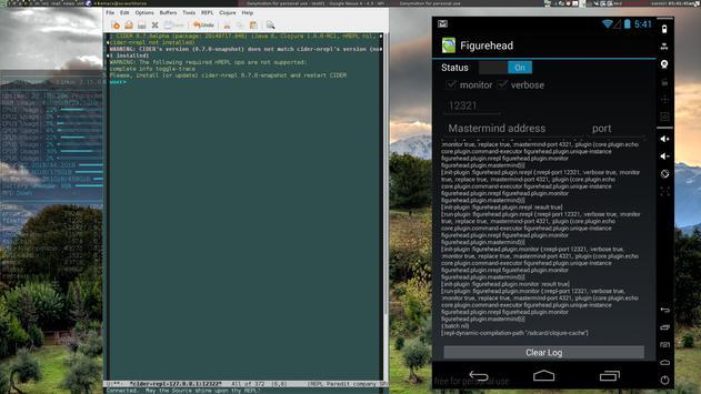 Figurehead apk screenshot