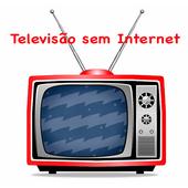 Televisão sem Internet icon