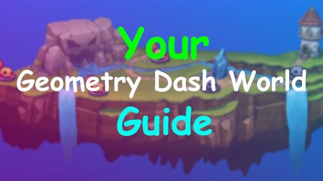 Guide For Geometry Dash World screenshot 1