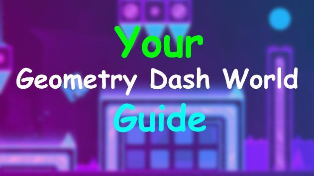 Guide For Geometry Dash World screenshot 8