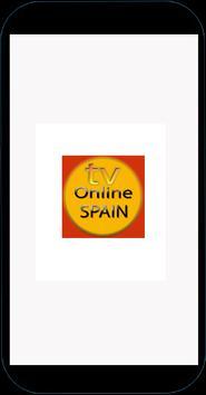 TV Online Spain screenshot 1