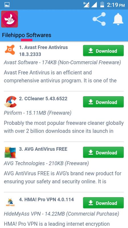 download avg free edition filehippo