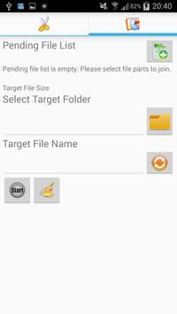 File Splitter for Android poster