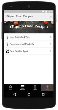 Filipino food recipes apk download free food drink app for filipino food recipes apk screenshot forumfinder Image collections
