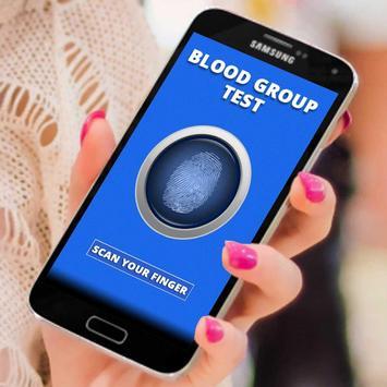 Finger Blood Group Scan Prank screenshot 17