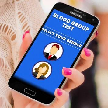 Finger Blood Group Scan Prank screenshot 4