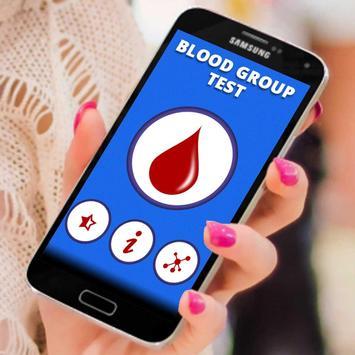 Finger Blood Group Scan Prank screenshot 5