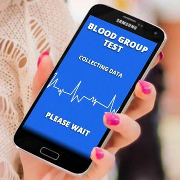 Finger Blood Group Scan Prank screenshot 8