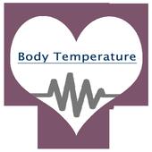 Finger Body Temperature Checker Prank icon