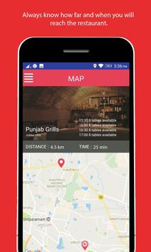 fingerbowl-Restaurants Booking apk screenshot