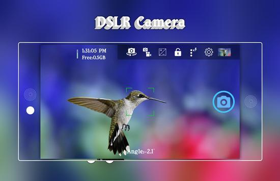 HD DSLR Camera poster