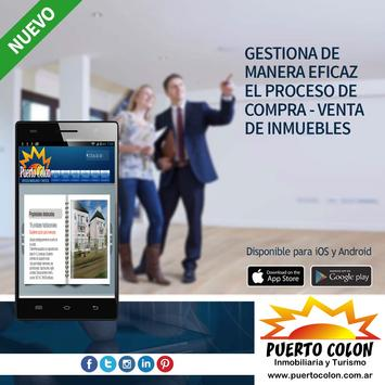 Puerto Colon Inmobiliaria apk screenshot