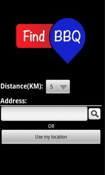 Find a BBQ poster