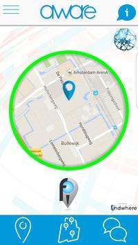 AWARE – Travel Safe & Secure apk screenshot