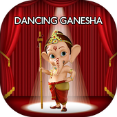 Dancing Ganesha - Bal Ganesha Dancing on Screen icon